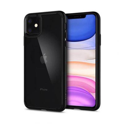 کاور اسپیگن مدل Ultra Hybrid آیفون 11/Spigen ultra hybrid for iphone 11
