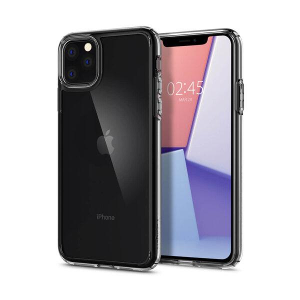 کاور اسپیگن Crystal Hybrid آیفون Spigen crystal hybrid for iphone 11 pro max 11 Pro Max