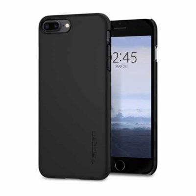 کاور اسپیگن thinfit آیفون 7/8 پلاس Spigen iPhone 8 Plus Thin Fit Cover
