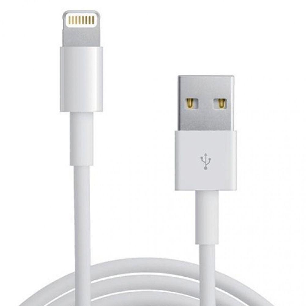 کابل یو اس بی لایتنینگ رو کارتنی اپل Apple lightning cable