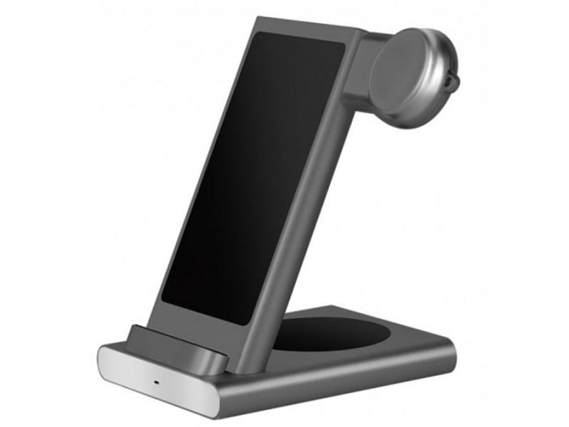 استند 3کاره وایرلس کوتتسی Coteetci 3in1 Wireless Charging Stand