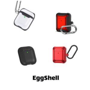 کاور کیس ایرپاد 1و2 WIWU Eggshell